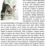 """Panic"" su Leggere:tutti (aprile 2016)"